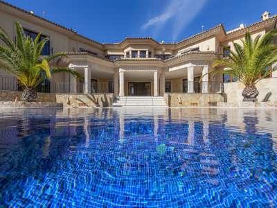 Image 2   6 bedroom villa for sale with 0.27 hectares of land, Sol de Mallorca, South Western Mallorca, Mallorca 229637