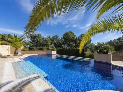 Image 3   6 bedroom villa for sale with 0.27 hectares of land, Sol de Mallorca, South Western Mallorca, Mallorca 229637