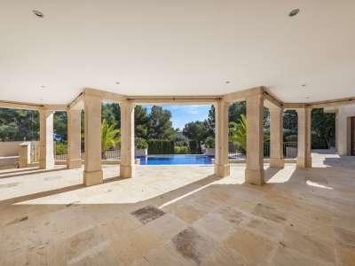 Image 4   6 bedroom villa for sale with 0.27 hectares of land, Sol de Mallorca, South Western Mallorca, Mallorca 229637
