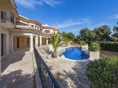 Image 5   6 bedroom villa for sale with 0.27 hectares of land, Sol de Mallorca, South Western Mallorca, Mallorca 229637