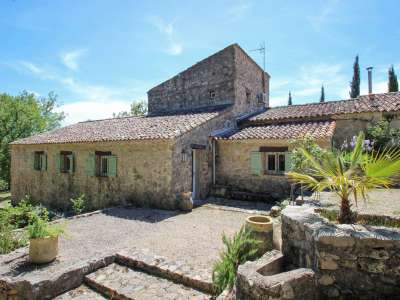 Image 1   5 bedroom house for sale with 0.4 hectares of land, Tourrettes, Var , Cote d'Azur French Riviera 229638