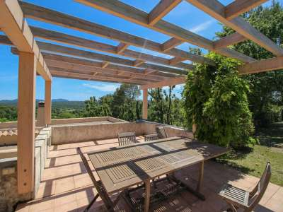 Image 19   5 bedroom house for sale with 0.4 hectares of land, Tourrettes, Var , Cote d'Azur French Riviera 229638