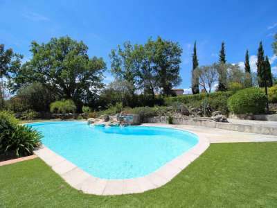 Image 2   5 bedroom house for sale with 0.4 hectares of land, Tourrettes, Var , Cote d'Azur French Riviera 229638