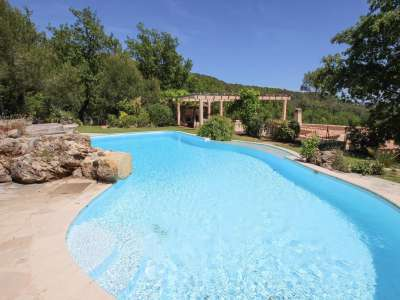 Image 22   5 bedroom house for sale with 0.4 hectares of land, Tourrettes, Var , Cote d'Azur French Riviera 229638