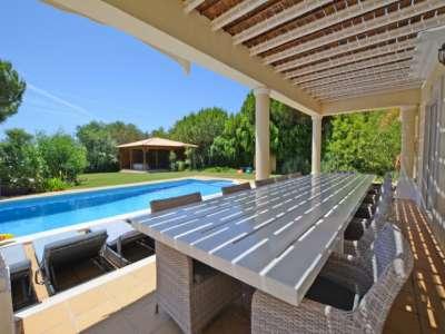 Image 7 | 6 bedroom villa for sale with 0.35 hectares of land, Fonte Santa, Vale Do Lobo, Central Algarve, Algarve Golden Triangle 229707