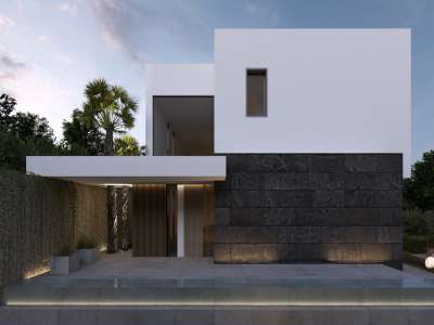 Image 4   4 bedroom villa for sale with 1,440m2 of land, Cala Vinyes, South Western Mallorca, Mallorca 229773