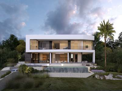 Image 6   4 bedroom villa for sale with 1,440m2 of land, Cala Vinyes, South Western Mallorca, Mallorca 229773