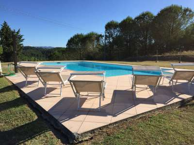 Image 11 | 4 bedroom farmhouse for sale with 2.41 hectares of land, Peccioli, Pisa, Tuscany 229784