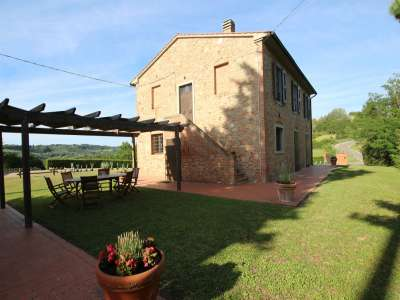 Image 12 | 4 bedroom farmhouse for sale with 2.41 hectares of land, Peccioli, Pisa, Tuscany 229784