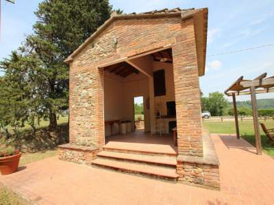 Image 14 | 4 bedroom farmhouse for sale with 2.41 hectares of land, Peccioli, Pisa, Tuscany 229784