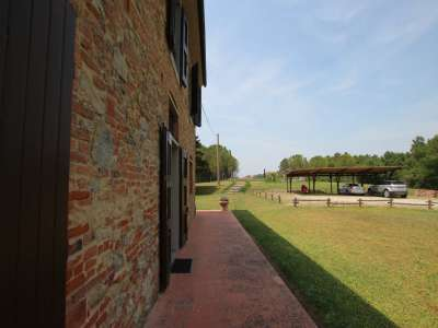 Image 15 | 4 bedroom farmhouse for sale with 2.41 hectares of land, Peccioli, Pisa, Tuscany 229784
