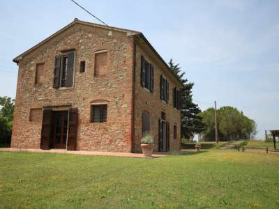 Image 2 | 4 bedroom farmhouse for sale with 2.41 hectares of land, Peccioli, Pisa, Tuscany 229784