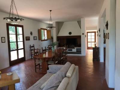 Image 4 | 4 bedroom farmhouse for sale with 2.41 hectares of land, Peccioli, Pisa, Tuscany 229784