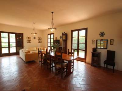 Image 5 | 4 bedroom farmhouse for sale with 2.41 hectares of land, Peccioli, Pisa, Tuscany 229784