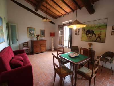 Image 6 | 4 bedroom farmhouse for sale with 2.41 hectares of land, Peccioli, Pisa, Tuscany 229784