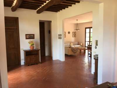 Image 7 | 4 bedroom farmhouse for sale with 2.41 hectares of land, Peccioli, Pisa, Tuscany 229784