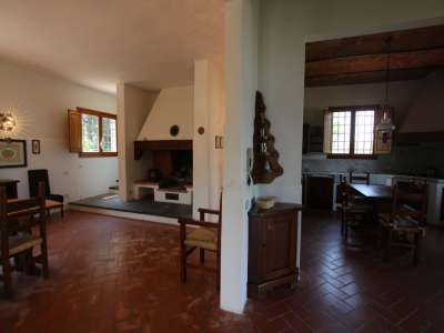 Image 8 | 4 bedroom farmhouse for sale with 2.41 hectares of land, Peccioli, Pisa, Tuscany 229784