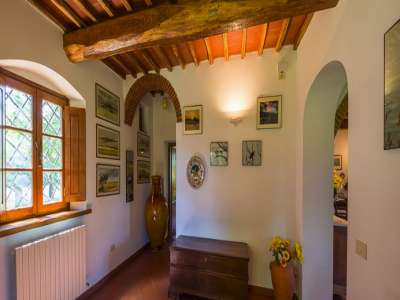Image 12   4 bedroom farmhouse for sale with 1 hectares of land, Siena, Chianti Wine Region 229813