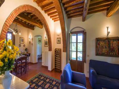 Image 13   4 bedroom farmhouse for sale with 1 hectares of land, Siena, Chianti Wine Region 229813