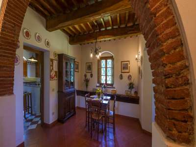 Image 15   4 bedroom farmhouse for sale with 1 hectares of land, Siena, Chianti Wine Region 229813