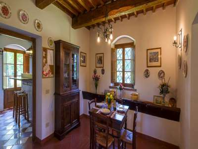 Image 16   4 bedroom farmhouse for sale with 1 hectares of land, Siena, Chianti Wine Region 229813