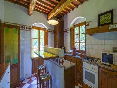 Image 17   4 bedroom farmhouse for sale with 1 hectares of land, Siena, Chianti Wine Region 229813