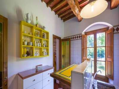 Image 18   4 bedroom farmhouse for sale with 1 hectares of land, Siena, Chianti Wine Region 229813