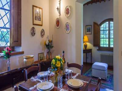 Image 19   4 bedroom farmhouse for sale with 1 hectares of land, Siena, Chianti Wine Region 229813