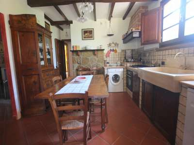 Image 5   5 bedroom villa for sale with 0.86 hectares of land, Montescudaio, Pisa, Tuscany 229853