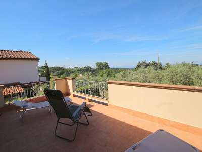 Image 7   5 bedroom villa for sale with 0.86 hectares of land, Montescudaio, Pisa, Tuscany 229853