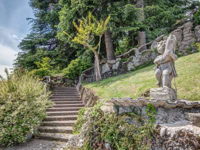 Image 13   8 bedroom villa for sale with 0.5 hectares of land, Como, Lake Como 229870