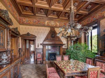 Image 6   8 bedroom villa for sale with 0.5 hectares of land, Como, Lake Como 229870