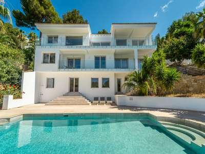 Image 1 | 5 bedroom villa for sale with 1,854m2 of land, Son Vida, Palma Area, Mallorca 229932