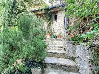 Image 13   5 bedroom house for sale with 4.6 hectares of land, Saint Michel de Llotes, Corbere, Pyrenees-Orientales , Languedoc-Roussillon 230019