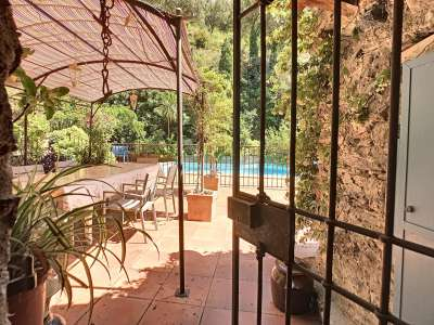 Image 14   5 bedroom house for sale with 4.6 hectares of land, Saint Michel de Llotes, Corbere, Pyrenees-Orientales , Languedoc-Roussillon 230019