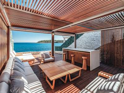 Image 5   8 bedroom villa for sale with 0.23 hectares of land, Cap d'Antibes, Antibes Juan les Pins, French Riviera 230072