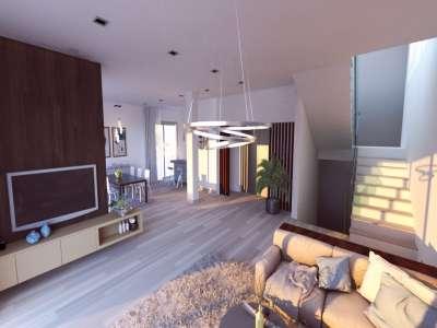 Image 4 | 3 bedroom house for sale with 417m2 of land, Rezevici, Budva, Coastal Montenegro 230114