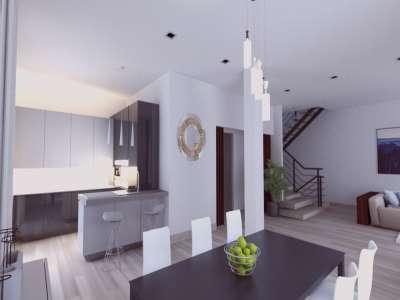 Image 5 | 3 bedroom house for sale with 417m2 of land, Rezevici, Budva, Coastal Montenegro 230114