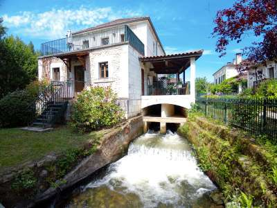 Image 14 | 13 bedroom mill for sale with 3.06 hectares of land, Bourdeilles, Dordogne , Dordogne Perigord Vert 230179