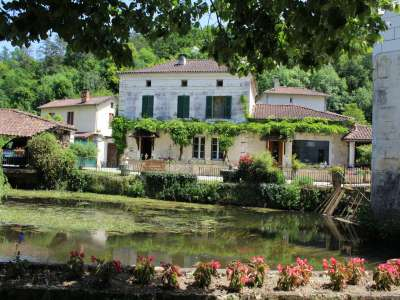 Image 17 | 13 bedroom mill for sale with 3.06 hectares of land, Bourdeilles, Dordogne , Dordogne Perigord Vert 230179