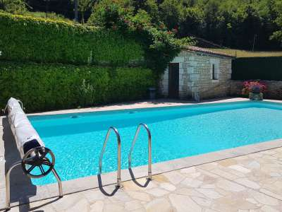Image 2 | 13 bedroom mill for sale with 3.06 hectares of land, Bourdeilles, Dordogne , Dordogne Perigord Vert 230179