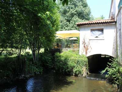 Image 20 | 13 bedroom mill for sale with 3.06 hectares of land, Bourdeilles, Dordogne , Dordogne Perigord Vert 230179