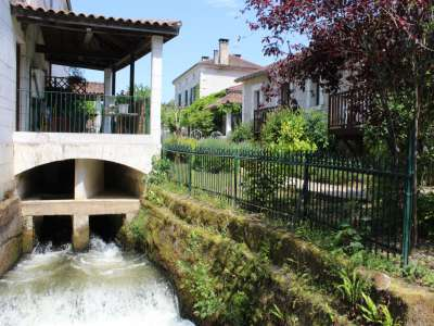 Image 21 | 13 bedroom mill for sale with 3.06 hectares of land, Bourdeilles, Dordogne , Dordogne Perigord Vert 230179