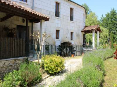 Image 24 | 13 bedroom mill for sale with 3.06 hectares of land, Bourdeilles, Dordogne , Dordogne Perigord Vert 230179