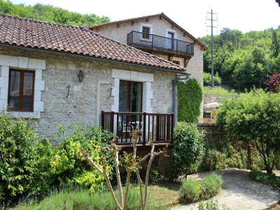 Image 25 | 13 bedroom mill for sale with 3.06 hectares of land, Bourdeilles, Dordogne , Dordogne Perigord Vert 230179
