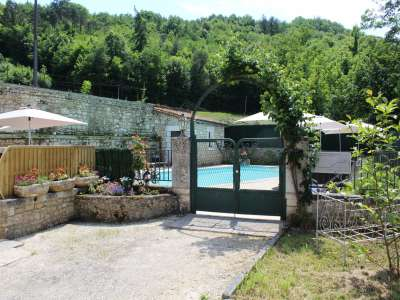 Image 29 | 13 bedroom mill for sale with 3.06 hectares of land, Bourdeilles, Dordogne , Dordogne Perigord Vert 230179