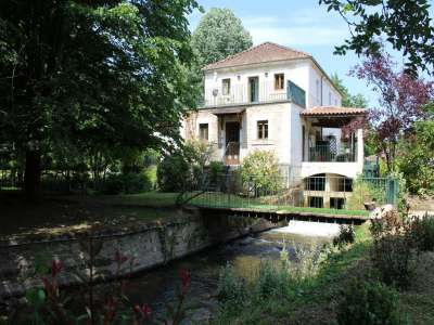 Image 32 | 13 bedroom mill for sale with 3.06 hectares of land, Bourdeilles, Dordogne , Dordogne Perigord Vert 230179
