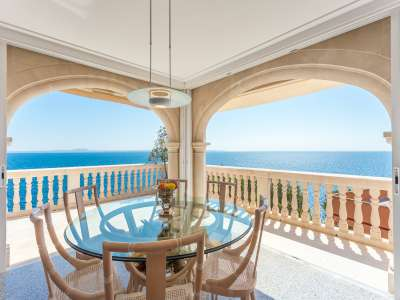 Image 14   9 bedroom villa for sale with 1,430m2 of land, Cala Vinyes, South Western Mallorca, Mallorca 230180