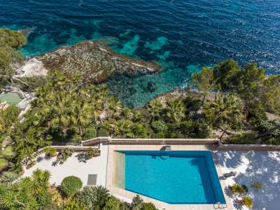 Image 15   9 bedroom villa for sale with 1,430m2 of land, Cala Vinyes, South Western Mallorca, Mallorca 230180