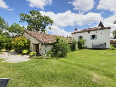 Image 1 | 6 bedroom farmhouse for sale with 0.64 hectares of land, Caylus, Tarn-et-Garonne , Midi-Pyrenees 230236
